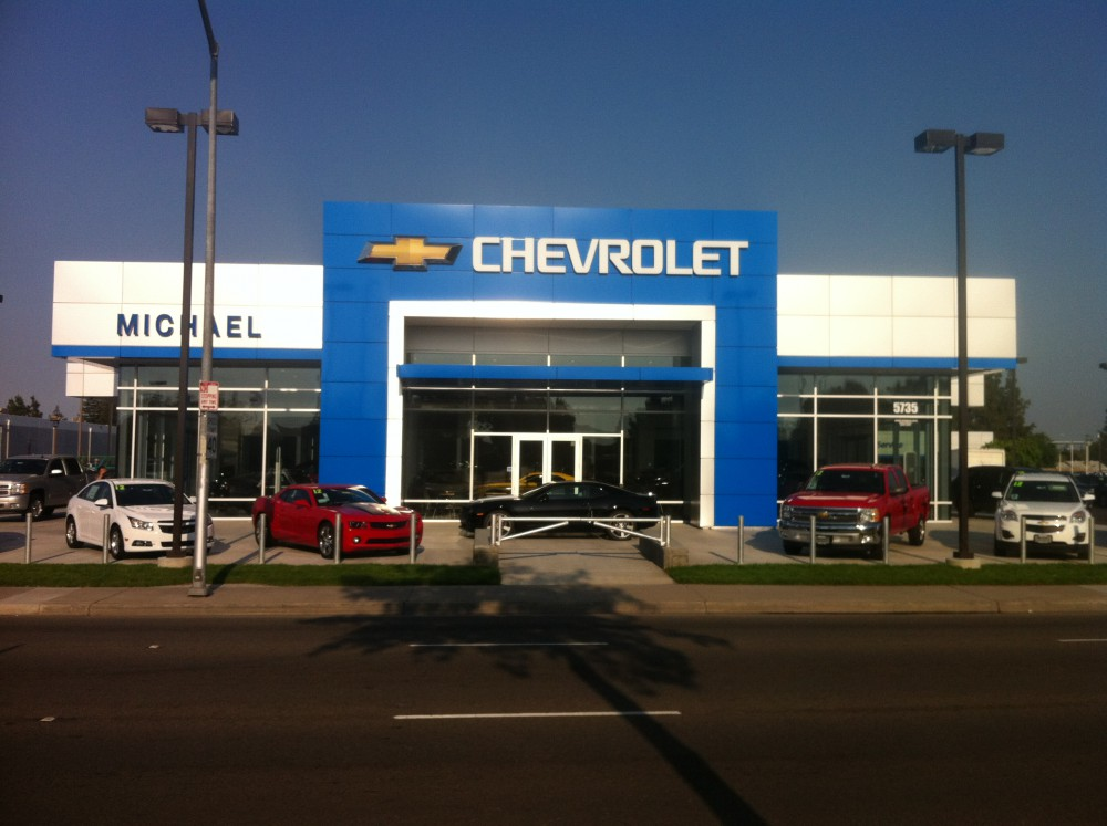 Chase Chevrolet Stockton >> Composite Panels Systems