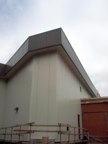 Architectural Insulated Panels : Insulated wall panels