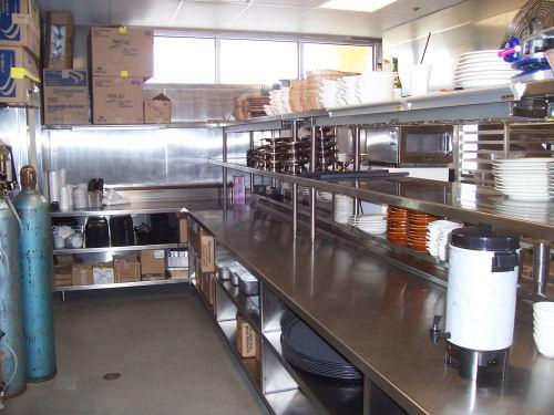 Stainless Amp Custom Stainless Kitchen Amp Food Prep Four C