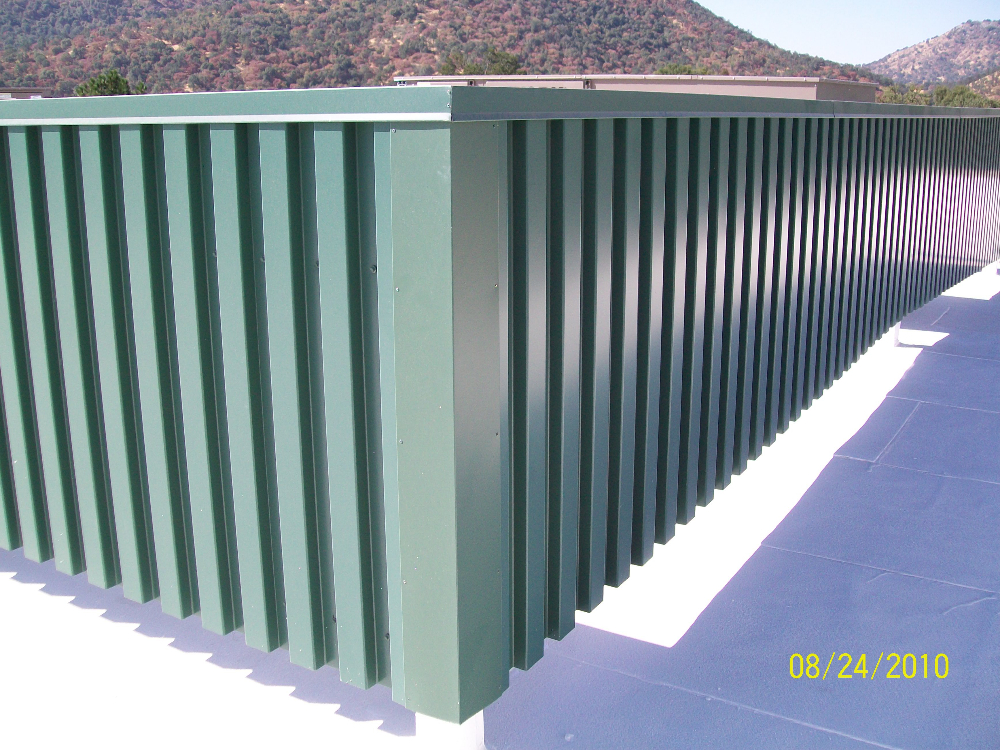 Wall Amp Fascia Panels